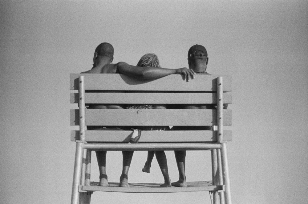 RiisBeach-FriendsonLifeguardstand.jpg