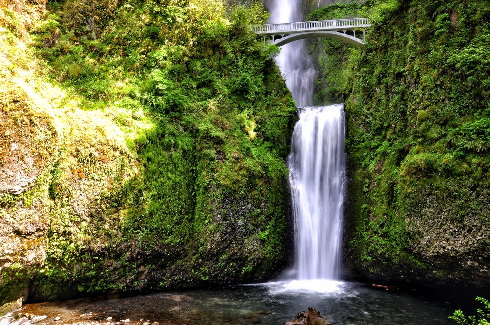 Multnomah, Falls, Oregon