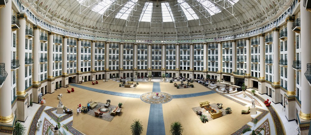 West Baden Springs Hotel, Indiana