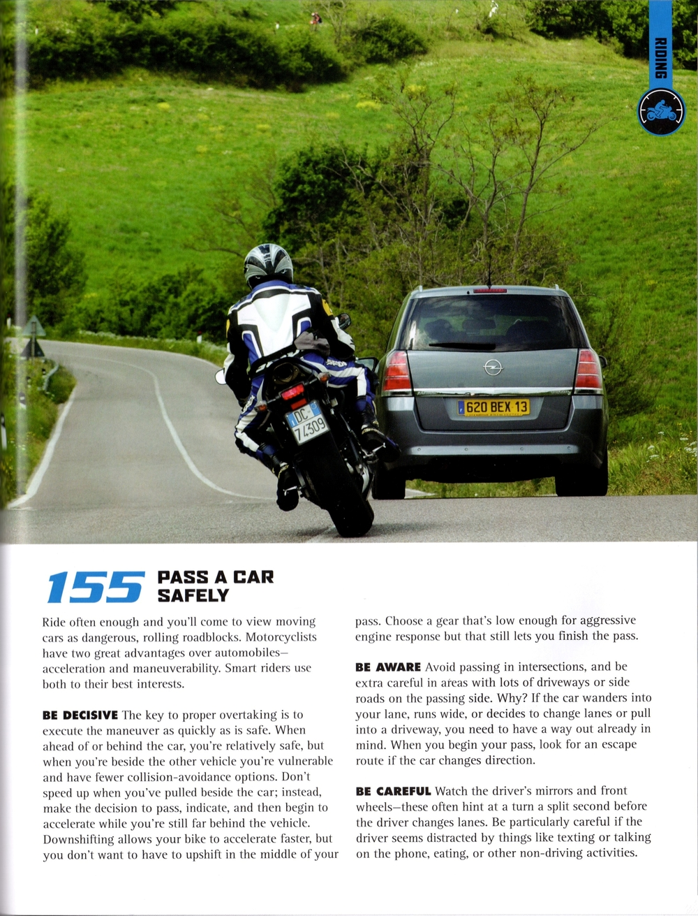 Cycle World - The Total Motorcycling Manual (Book)