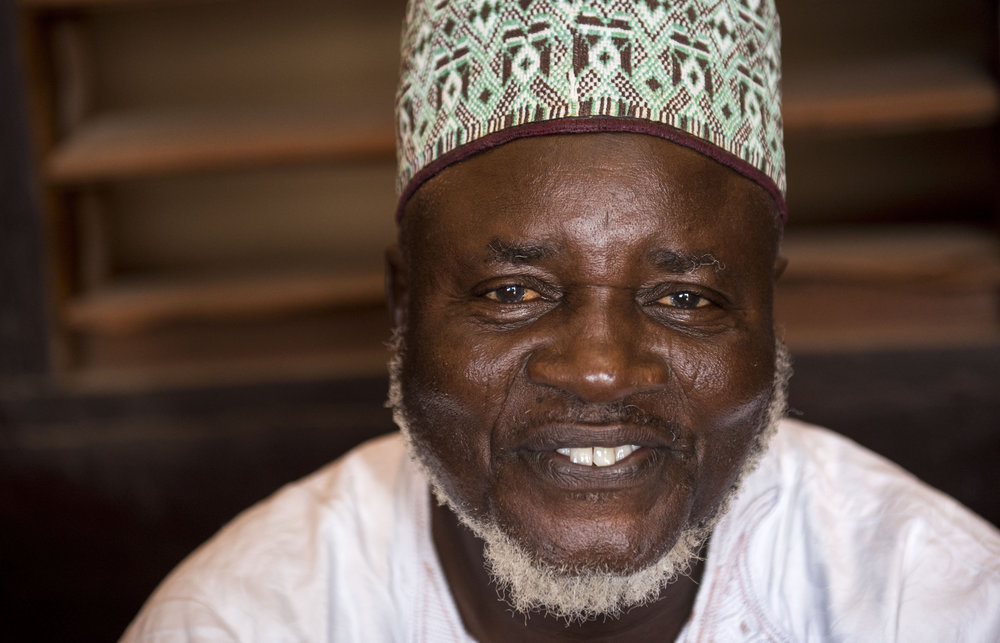 """Christians and Muslims are one in Ghana,"" says Mustapha Xrajalaala, Professor of Islamic Training Institute in Accra, Ghana. ""We are all watching the same god."""