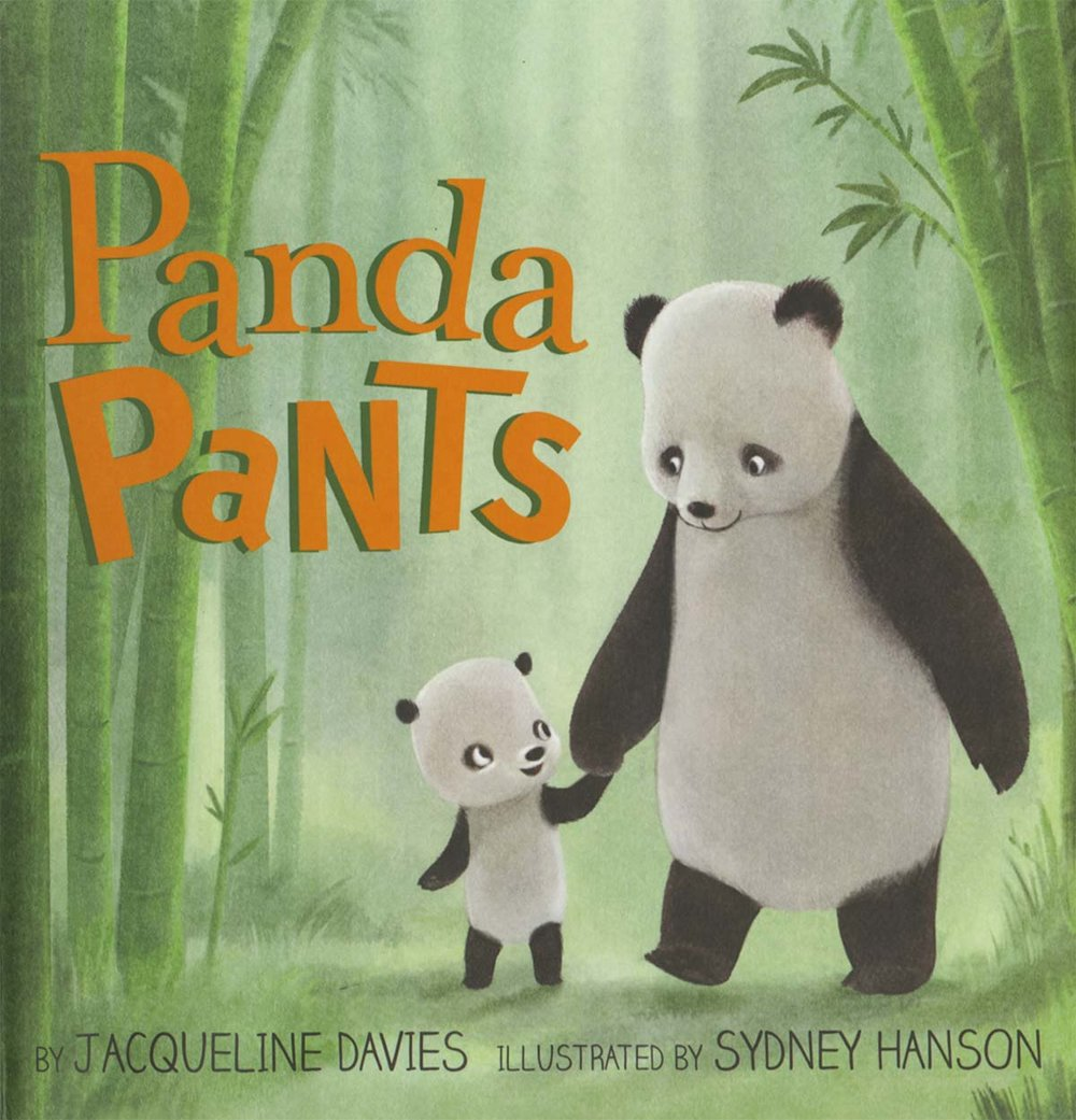 For two more weeks, PANDA PANTS is mine. Then the world can have it. It will belong to you.