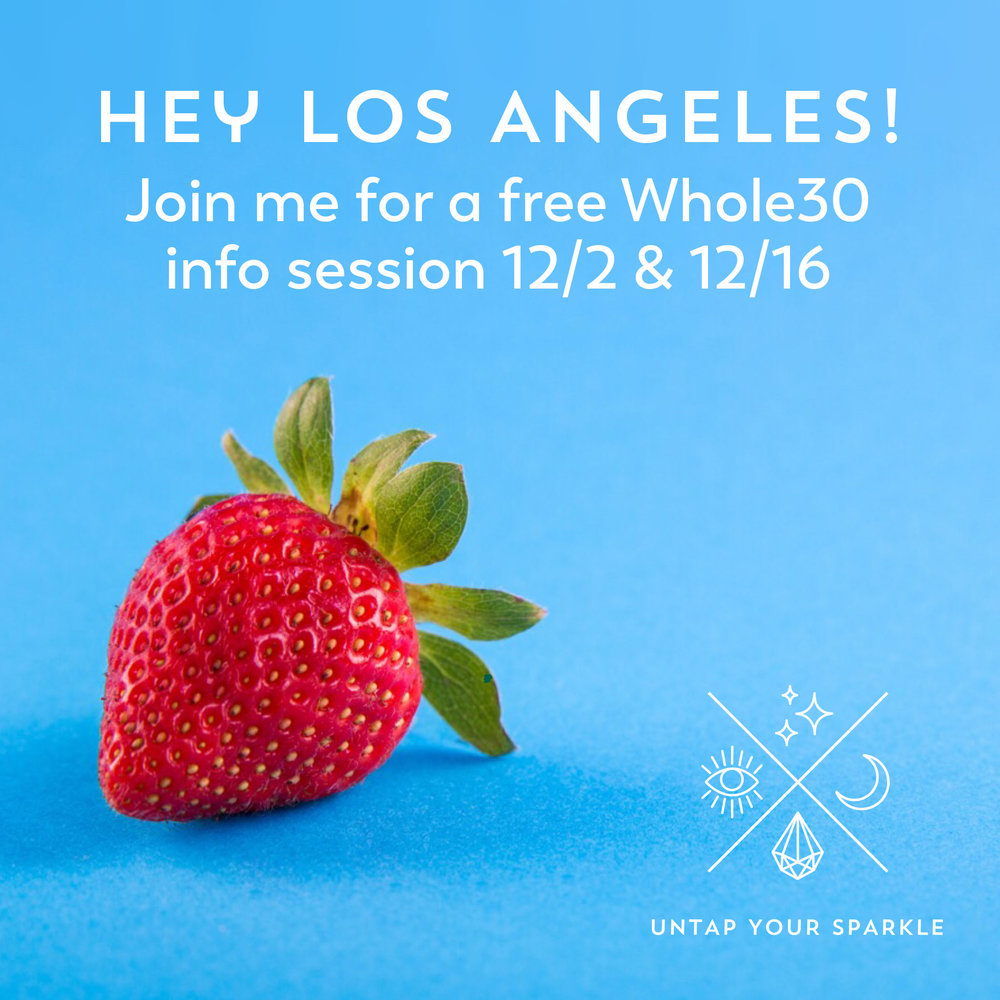 Whole30 Info Session