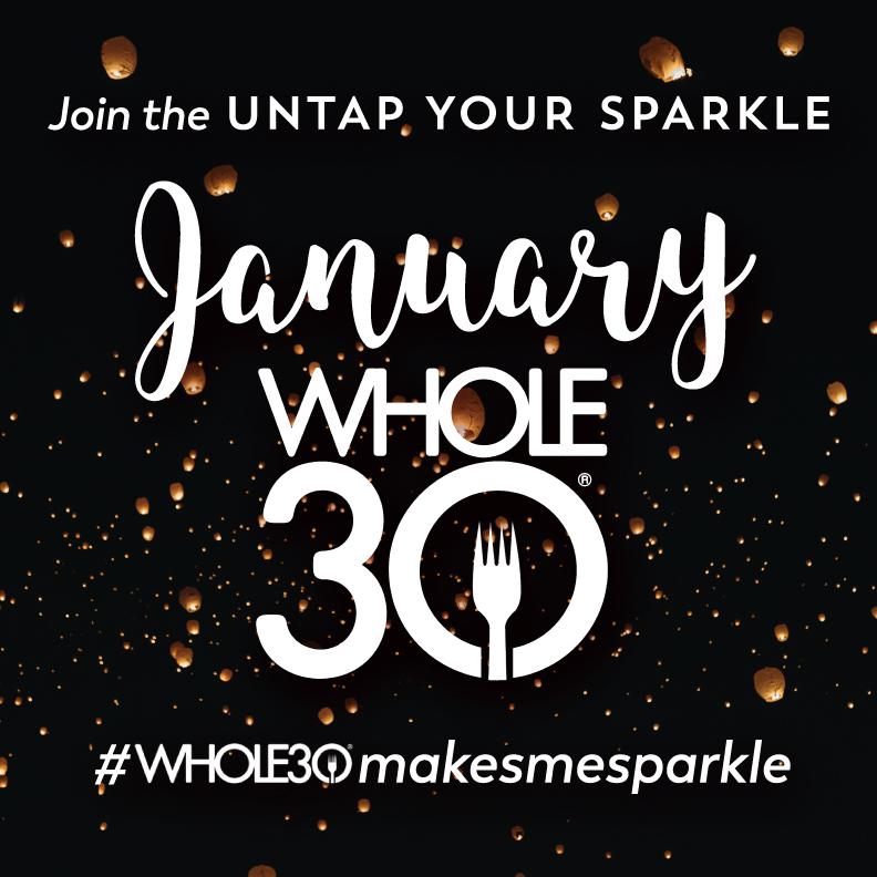 Whole30 - sparkle