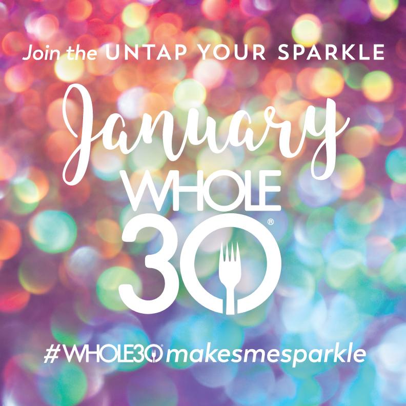 Whole30MakesMeSparkle