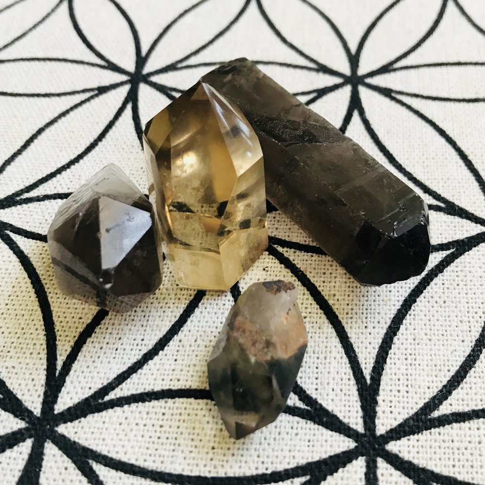 Smoky Quartz -