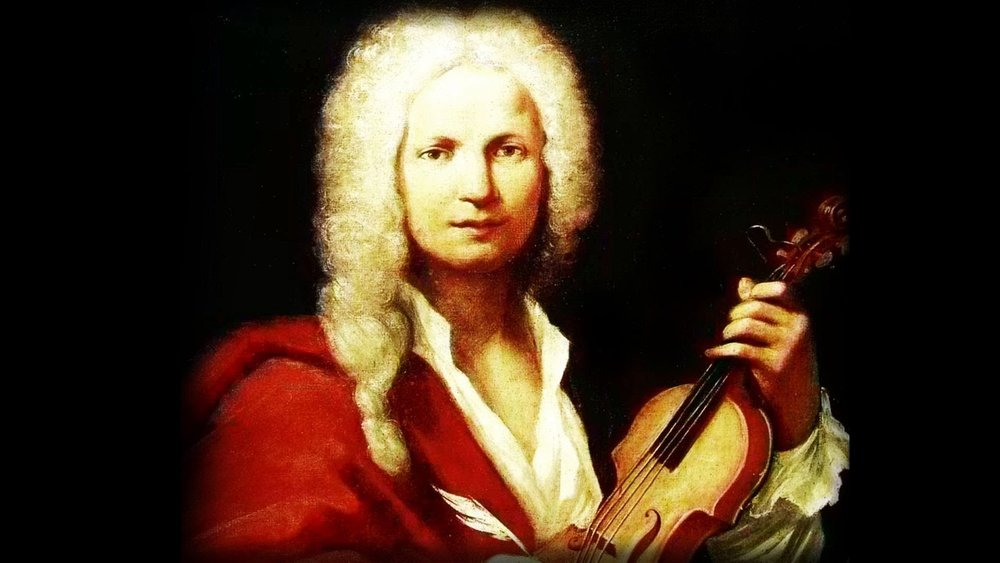 Antonio Vivaldi: A priest, teacher, and musician who composed hundreds of masterpieces for orphaned girls. Whether he gifted them anything less pleasant, we'll never know.