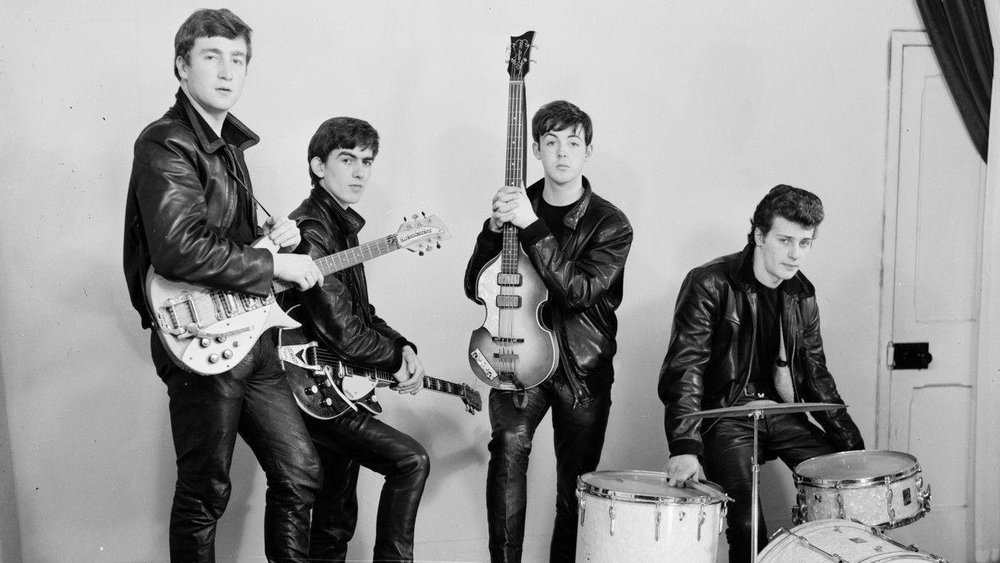 Case-in-point: think of the original Beatles — John, Paul, George, and... Pete Best. They just weren't the Beatles without Ringo.