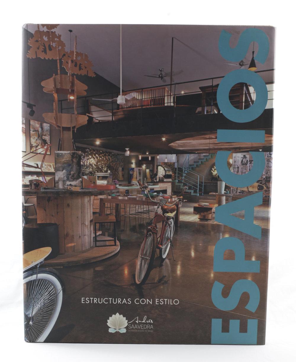 Arquitectos Mexicanos, Espacios Book Cover