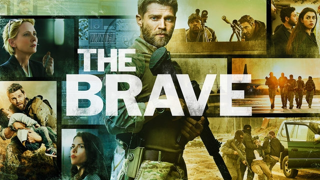 THE BRAVE (NBC)- TV SPOTS