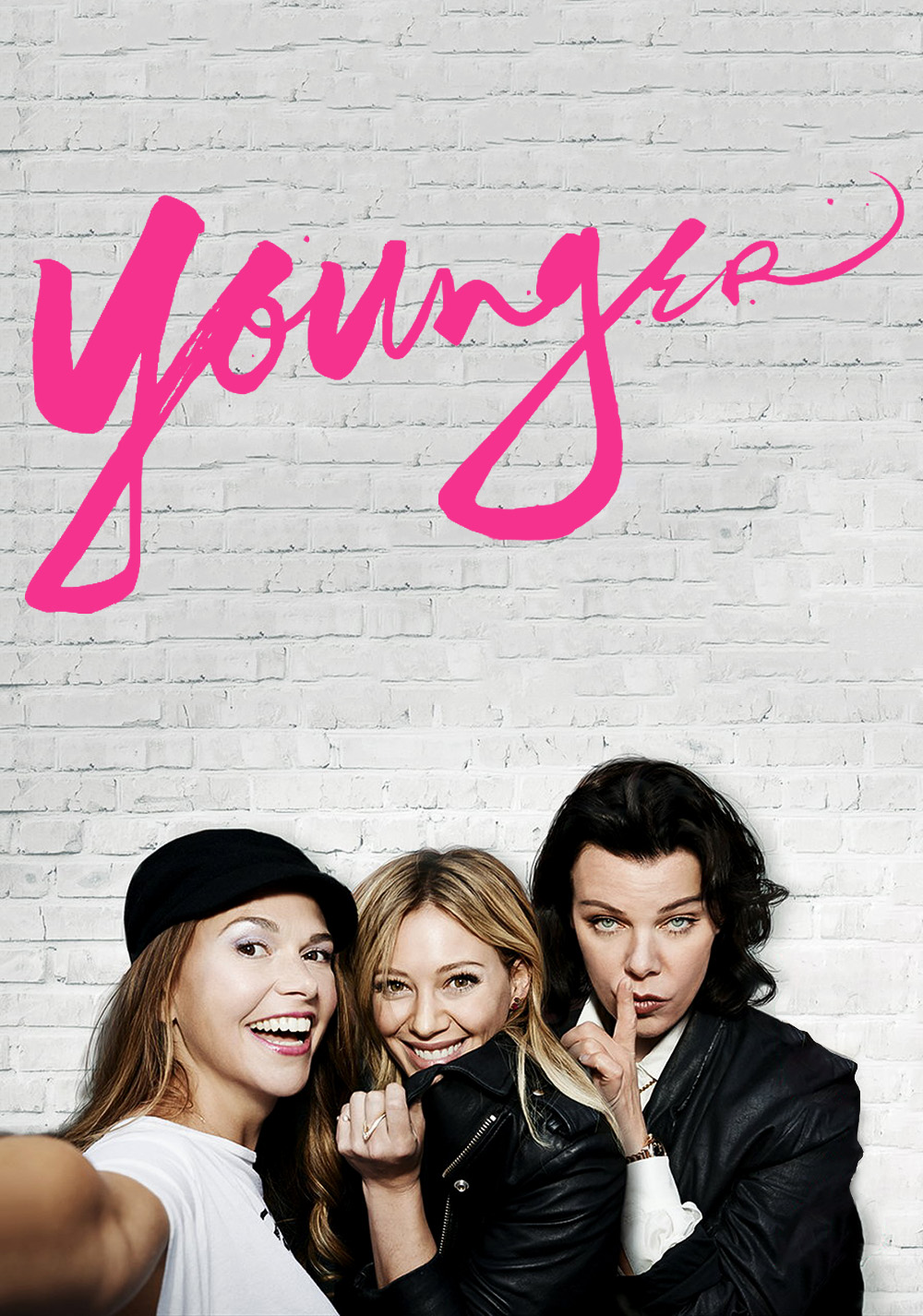 YOUNGER SEASON 4 (TVLAND) - IMAGE CAMPAIGN CONCEPTS