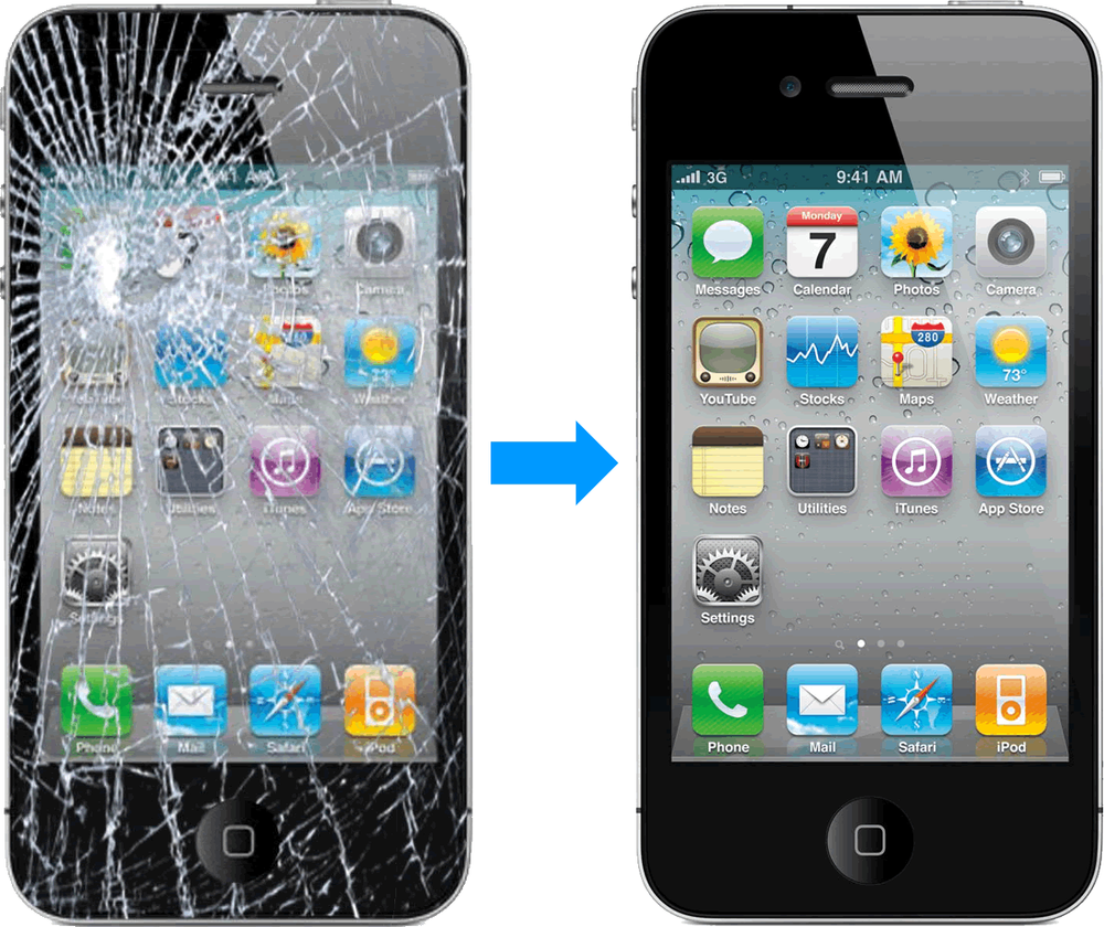 iphone cracked screen repair chula vista oem parts replace your broken screen with san diego mac repair