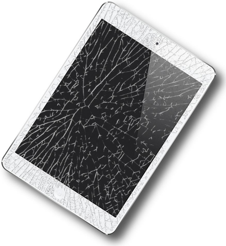 ipad cracked screen repair in San Diego Del Mar and La Jolla all ipad models including ipad 1, ipad 2, ipad 3, ipad 4, iPad Air, iPad Air 2, iPad mini, iPad mini 2, iPad mini 3, iPad mini 4 and more.