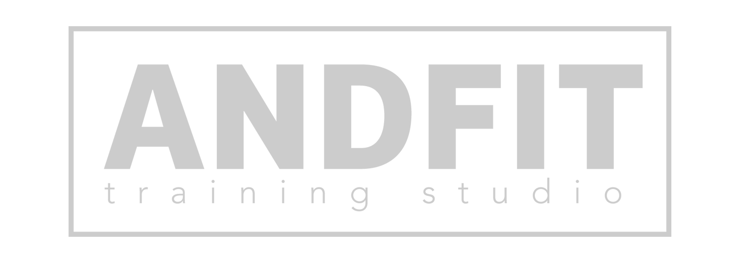 ANDFIT Training Studio 519-495-7907 ANDFIT TRAINING STUDIO