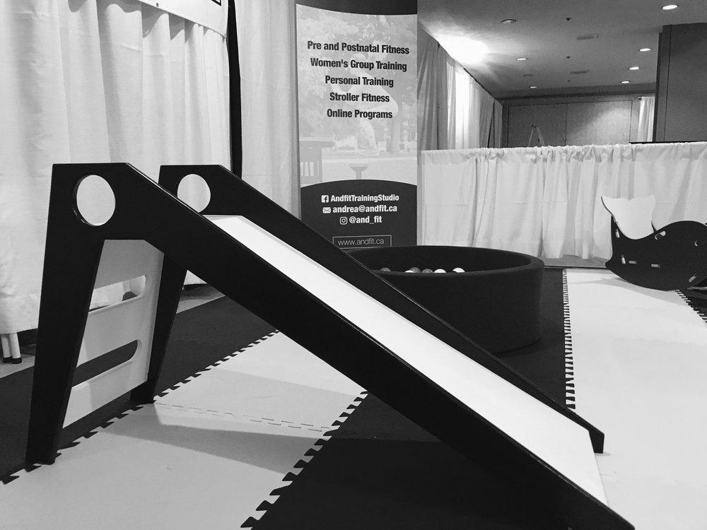 Black and White Slide