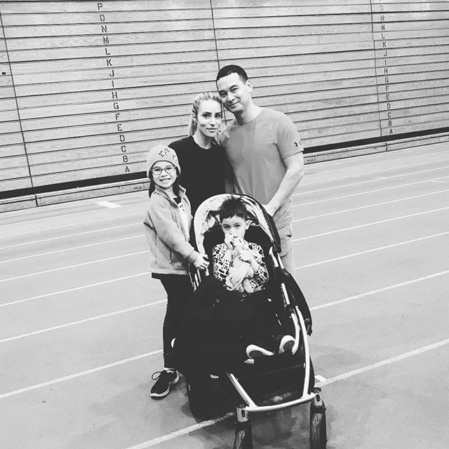 Happy Family Day Everyone. Big thank you to everyone that came out for Family Stroller Day. We had a blast. Our kids were exhausted. 🏋🏻♀️🏋🏽♂️#familyday #familyworkouts #partnercircuit #ldnont #519london #workout #holidayworkouts