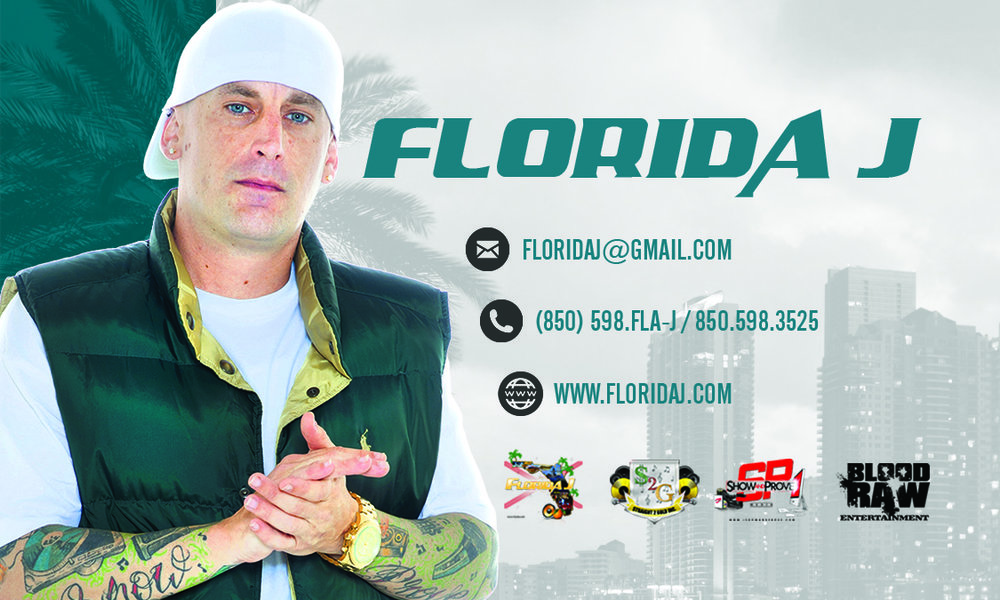 Official Business Card - - FLORIDA J   (www.FloridaJ.com)