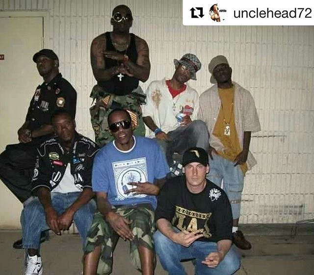 #Repost @unclehead72 with @get_repost • • Throw🚲 Thursday #2006 When We 1st Linked Up As #TheLegendsOfBass @thrilldaplaya #69BOYZ @unclehead72 @mikemike95south @slowmoney69 @shawnjay229_ @floridaj850 @faboshakur ❤👑💪🏾