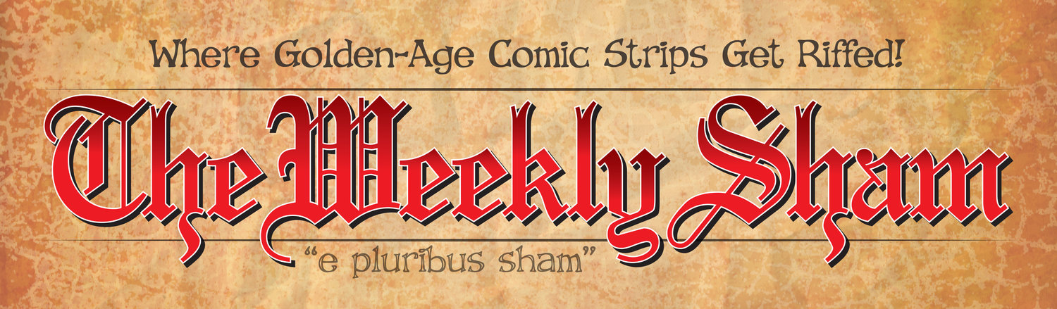 The Weekly Sham — Source Point Press