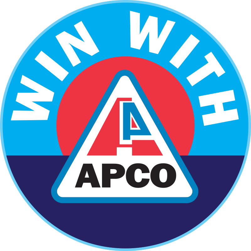 Win with Apco!