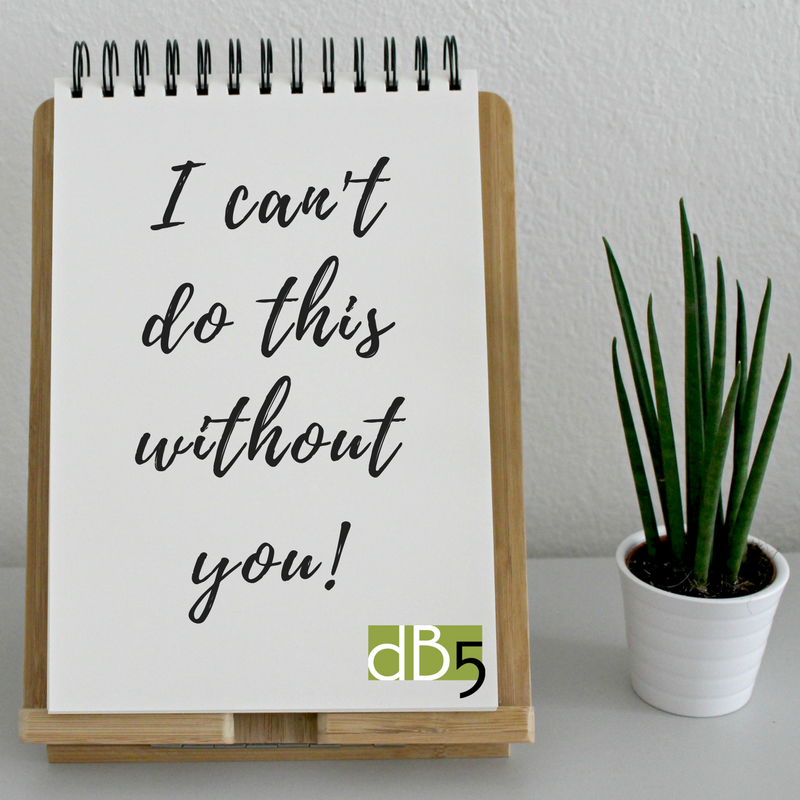 """Done By 5. Blog: How to Write a Price Increase Letter., Quote. """"I cant do this without you!"""" Virtual Assistants for Small Business Owners. San Francisco Bay Area."""