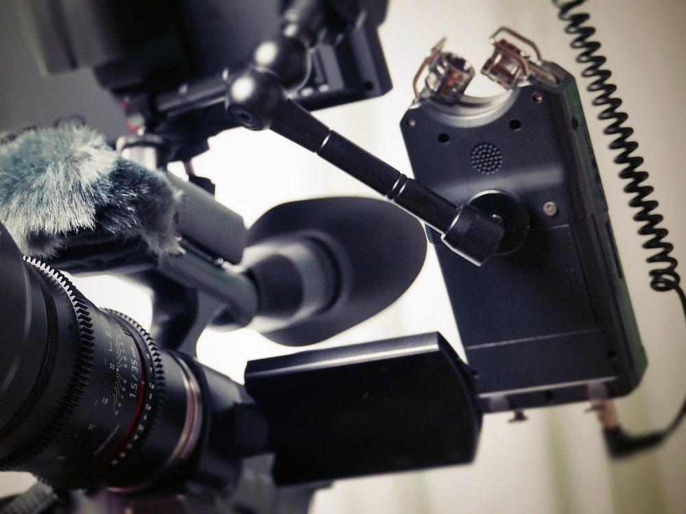SOUND FOR FILM - LAV, SHOTGUN, BOOM OP, SOUND EFFECTS, SOUND DESIGN, ETC.