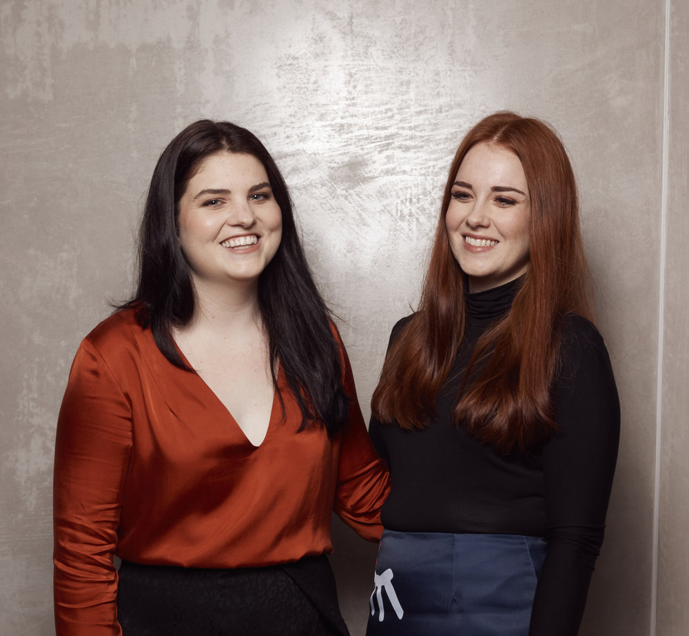 Brought together by their love of fabrics, textures and prints, Kathryn Cowle and Jessica Speers first crossed paths at design school in 2013. Becoming fast friends this bond soon blossomed into their label, Cedar & Onyx. -