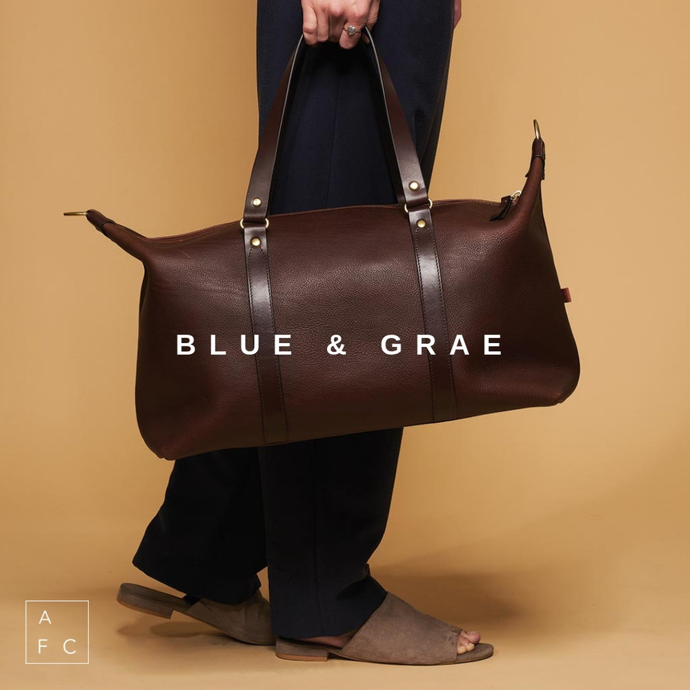 Designed & built to last by Brisbane based duo Josef Selway and Grace Hurworth, Blue & Grae uses thoughtfully sourced materials and manufacturing out of their own workshop to produce valuable leather goods that protect and carry yours... -