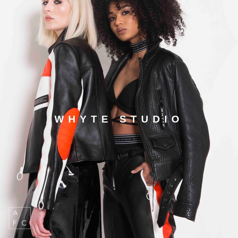 Whyte Studio by Australian born, London based designer Bianca Whyte is a premium contemporary brand that introduces iconic and creative staple pieces designed to enhance the wearers individual style... -