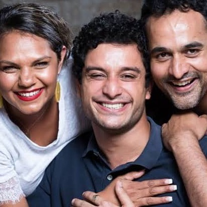 Go see 'Counting and Cracking' at Town Hall for the Sydney Festival. Vital, deft and heartrending storytelling from a beautiful ensemble cast, including our associate artist and top level human Shiv Palekar. Congratulations to cast, creatives and crew on a superlative show.  #sydneytheatre #belvoir #countingandcracking #thecorinthianfoodstore