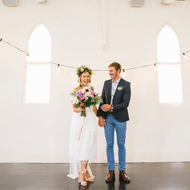 BABETOWN: population - these guys! 🙌🏼 We loved receiving this sneak peek of a styled shoot in our email inbox and can't wait to show you the rest! We put together 3 different Bridal looks using our mix n match separates, @taylorseabrook wears our Ivy Slip and the Jasmine skirt here ⚡️ @franklyphotography @himandherevents @highchurchbrisbane @gloriosaflorals @supperclubco @blushandbangsbeauty @brandition @septembercreative @bakedbyk_ @taylorseabrook  @wizkafeefa