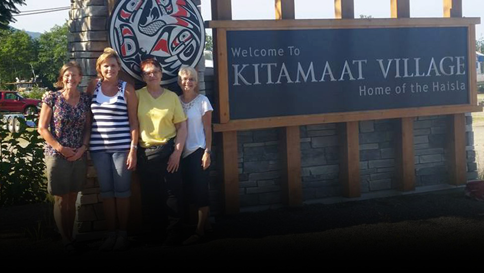 Kitamaat Village Team