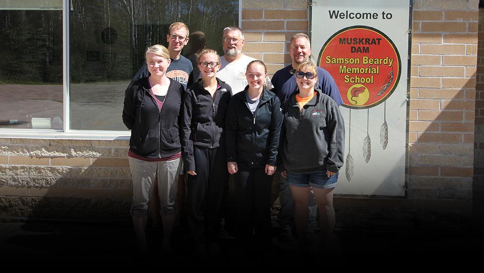 Muskrat Dam Team