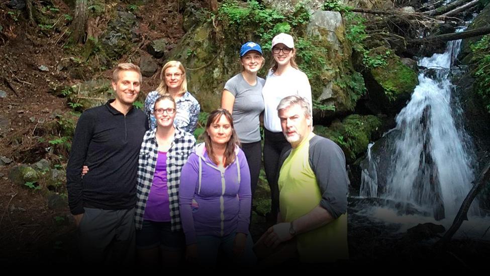 New Hazelton, British Columbia, Team