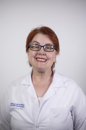 Dr Mary Ann Scott