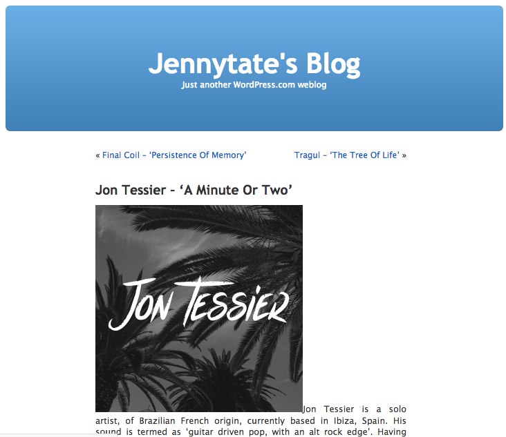 Jenny tate reviews