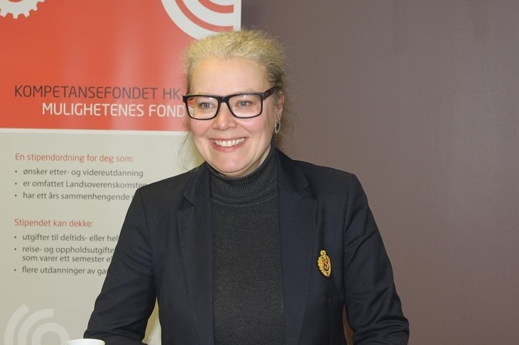 Astrid Driva Rødsand, direktør i AAF