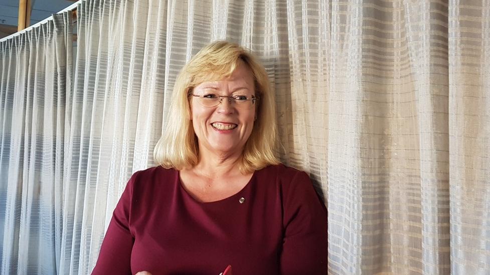 Styreleder Trude Tinnlund