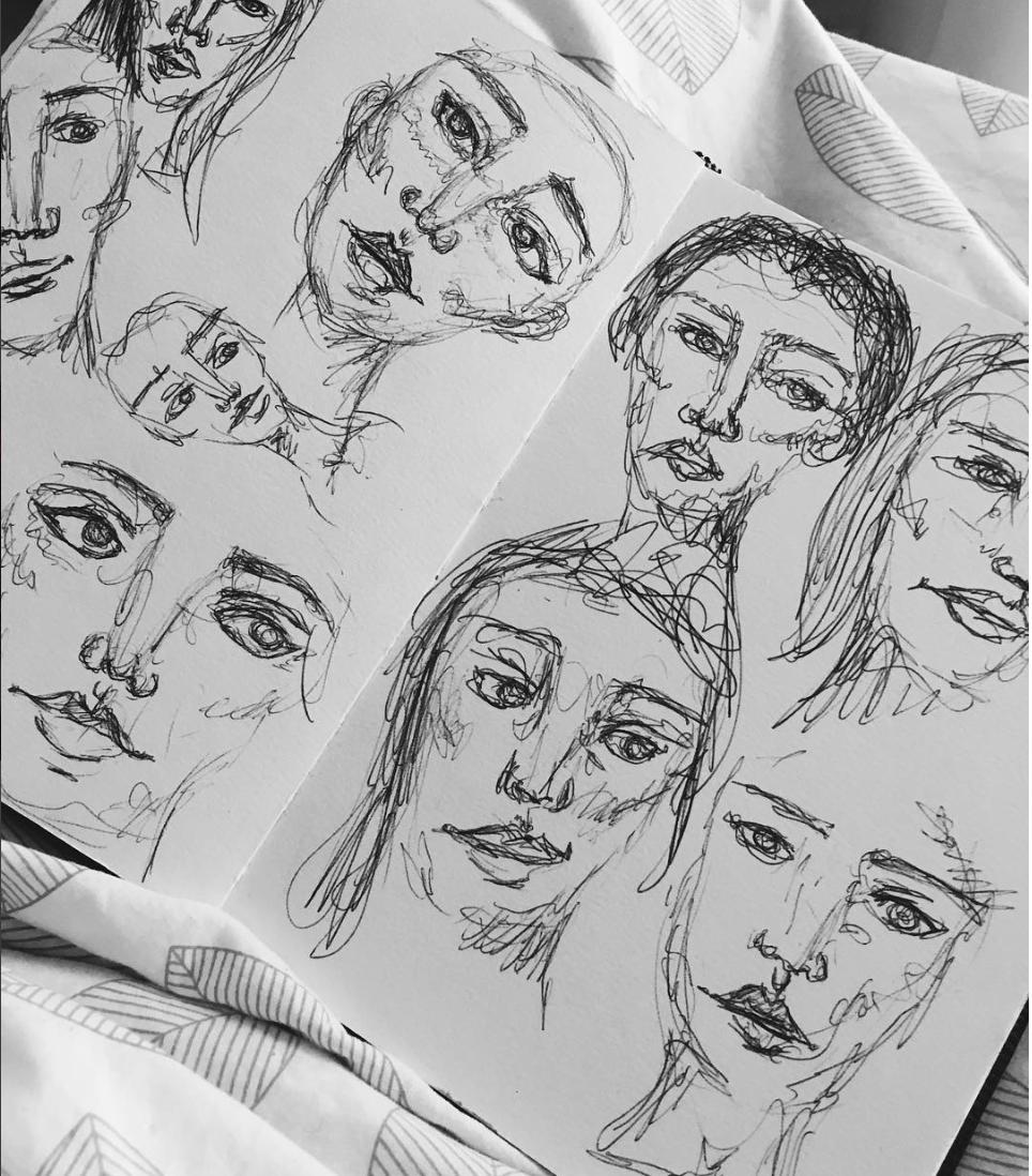 Maddie Frichot Artwork