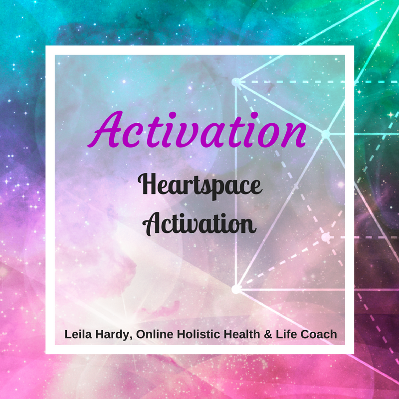 HEARTSPACE ACTIVATION