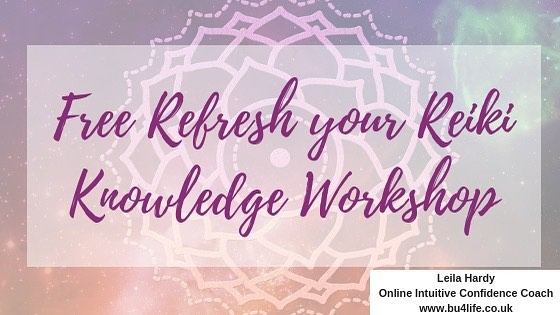 FREE REFRESH YOUR REIKI KNOWLEDGE WORKSHOP ❓Did You Lose Your Way With Reiki? ❓Do you want to refresh your Reiki skills, knowledge and abilities? 📅On Thursday 1st November, I am hosting a free Live Refresh your Reiki Knowledge Workshop, an interactive online workshop where you can refresh your knowledge of the symbols, Reiki ideals and some of the basic techniques, so that you can grow in confidence to use your abilities once again as the incredible intuitive and healer you are and deserve to be.  Link in bio to register and join me as I take you on a refresher workshop to reignite your passion for Reiki healing!