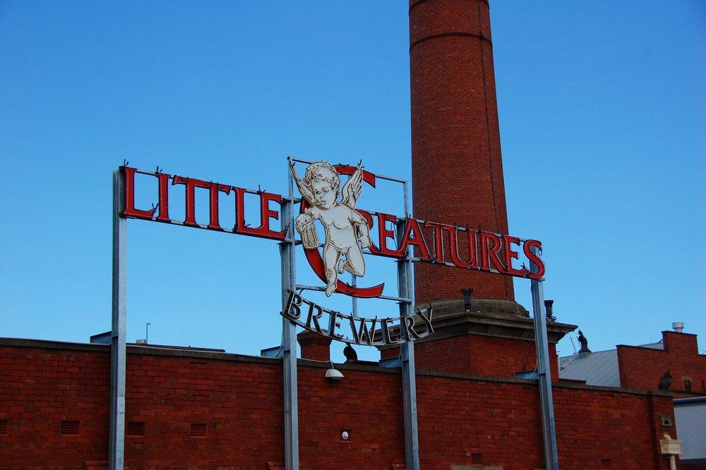 Little Creatures Brewery - Geelong, Australia