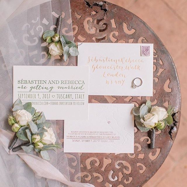 Hand written envelopes add that little bit of excitement to everyday post 💞 📷 @hollyclarkphotography