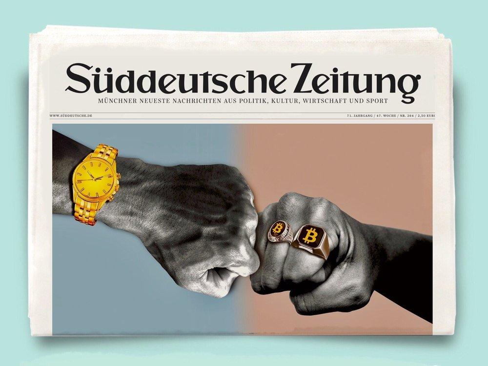 suddeutschezeitungcover
