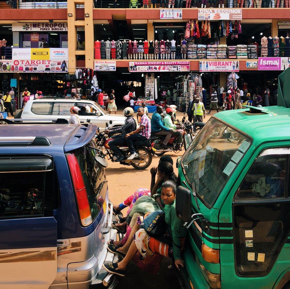 Kampala city streets by Joost Bastmeijer.jpeg