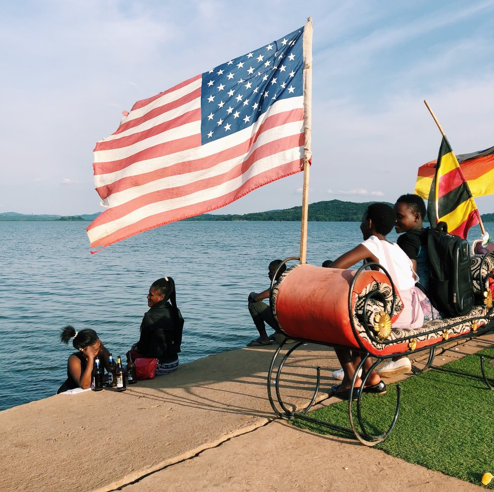 Kampala lakeside Lake Victoria by Joost Bastmeijer.jpeg
