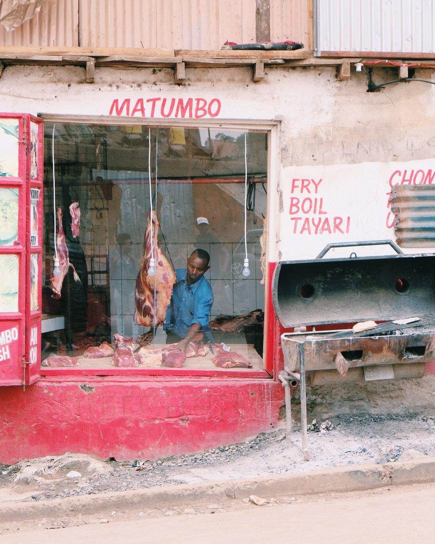 Butcher in Kibera by Joost Bastmeijer.jpeg
