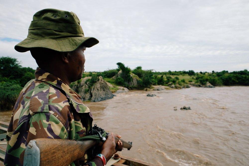 Maasai Mara Ranger by Joost Bastmeijer.jpeg