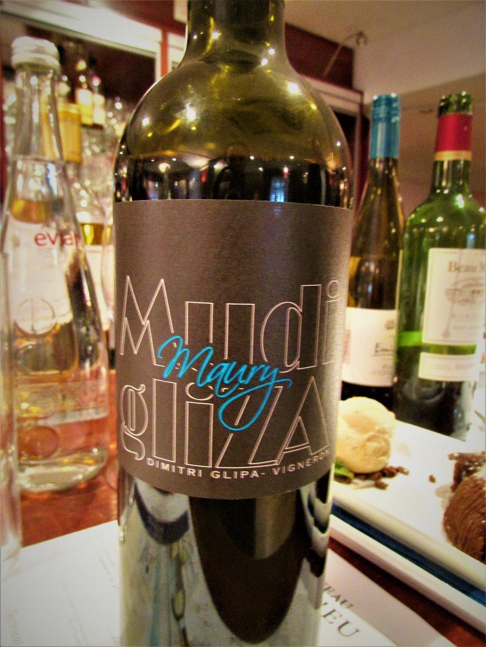 Valentine\'s Wine - Maury Grenat Mas Mudigliza — Bel Canto London