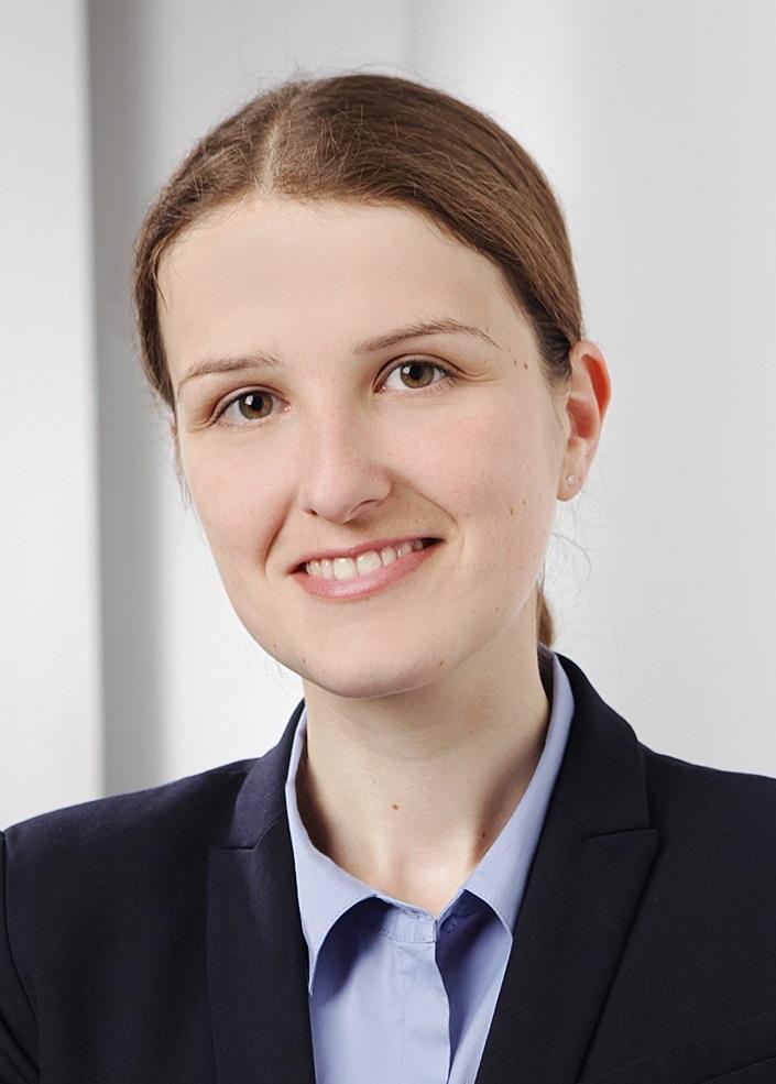 Maria Wilhelm, Referentin in der Stabsstelle Europa beim LfDi Baden-Württemberg